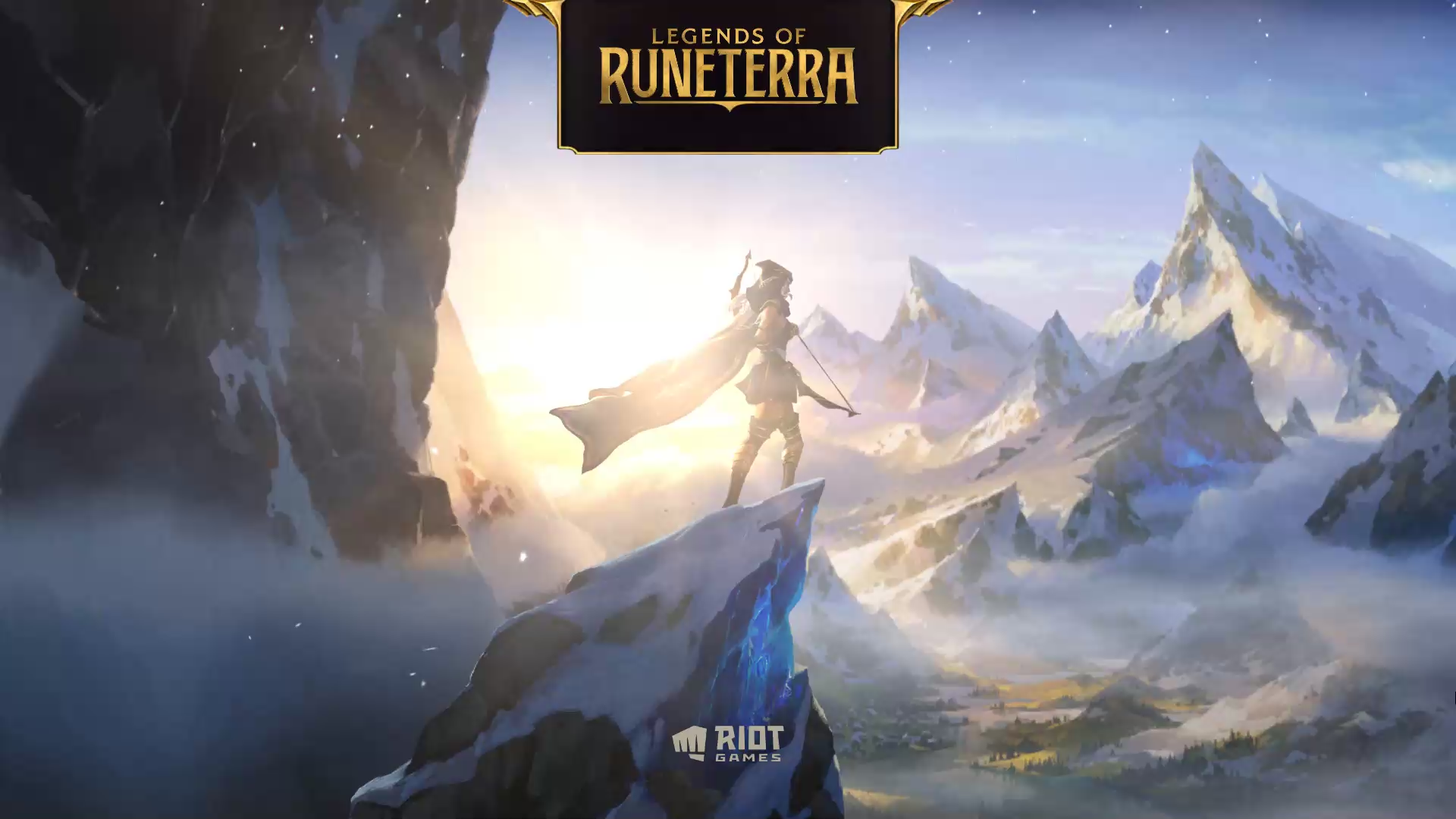 League of Legends creator Riot Games created a card game - Legends of Runeterra